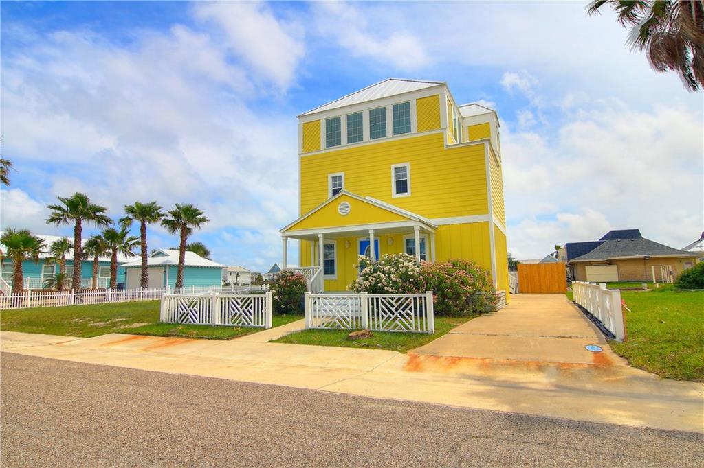 196 Beachwalk Lane, Port Aransas, TX 78373