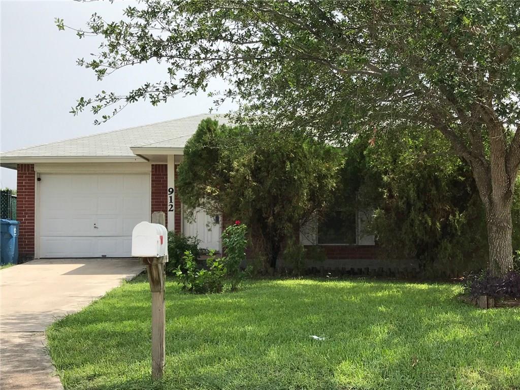 912 Fetick Ave., Taft, TX 78390