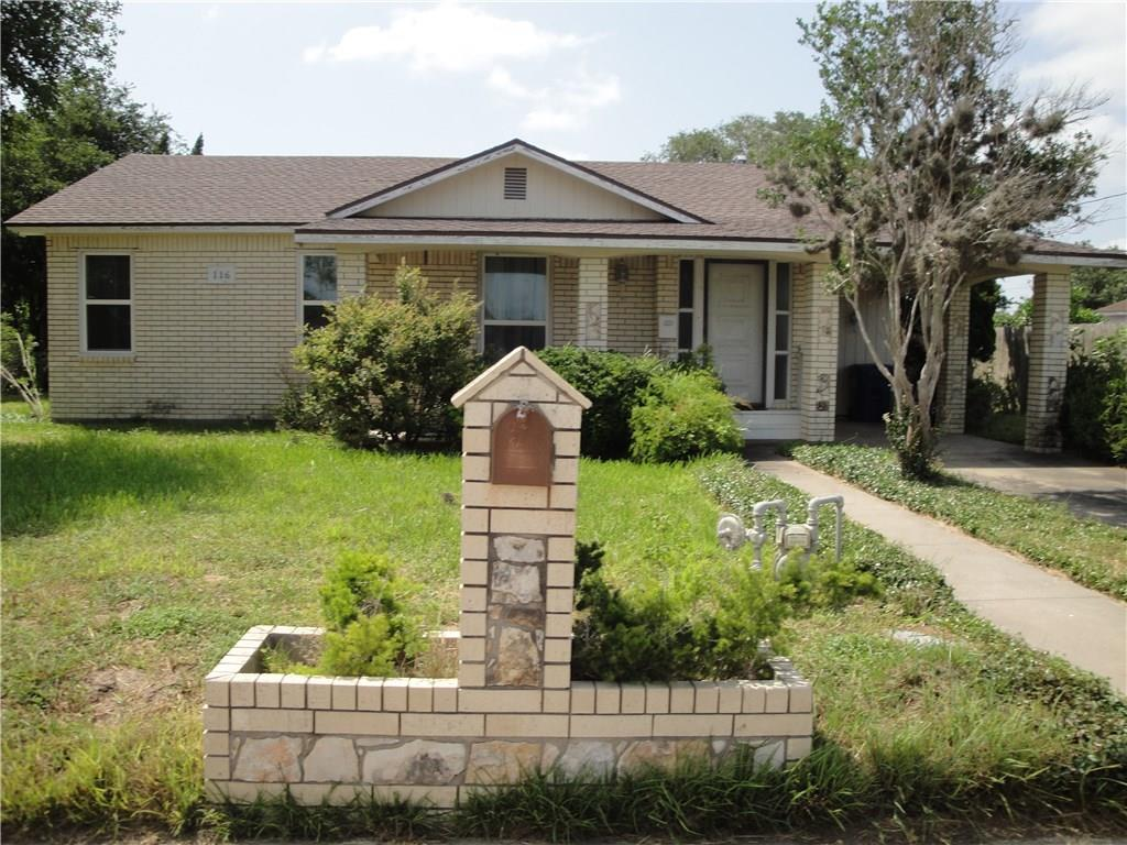116 S Texas St, Mathis, TX 78368
