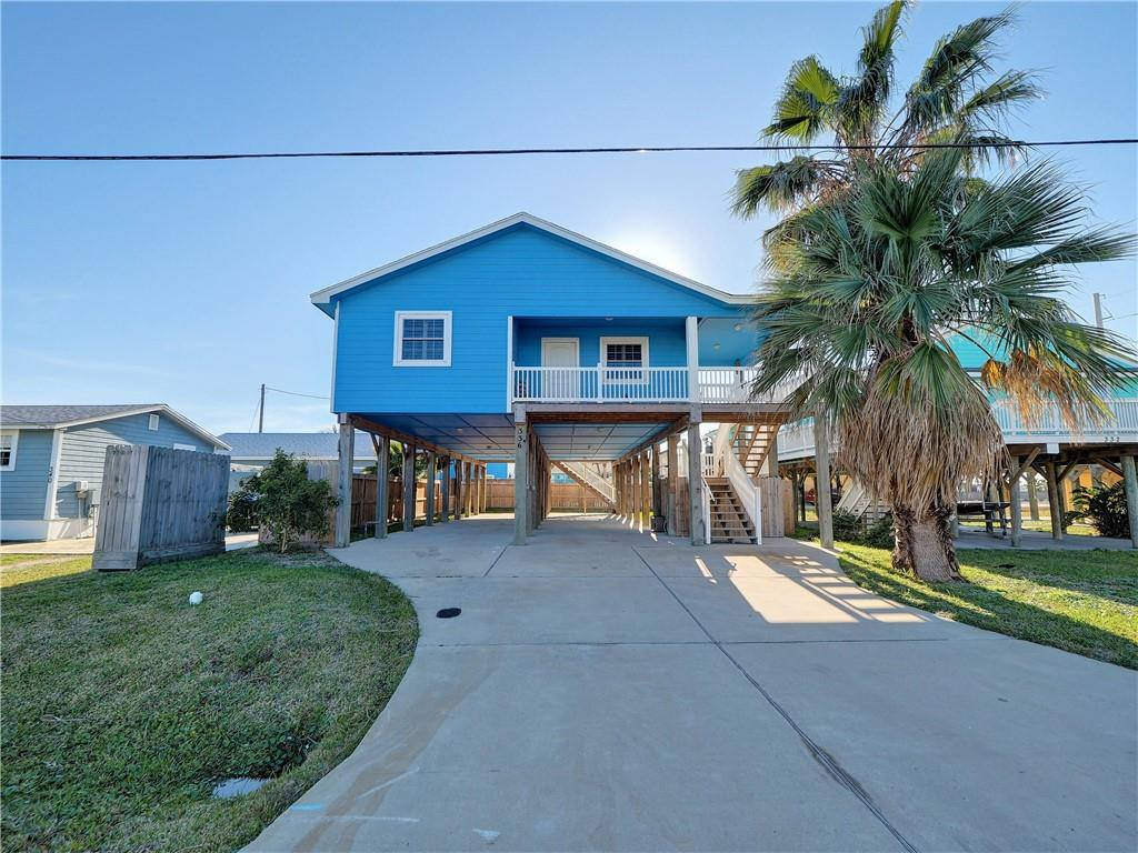 336 Royal Palm Dr, Port Aransas, TX 78373