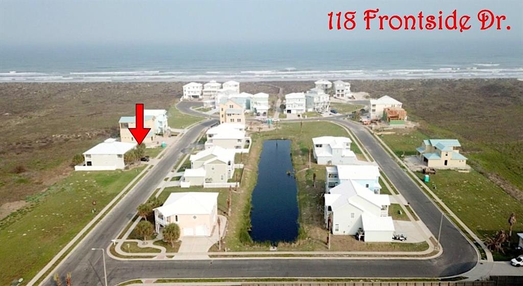 118 Frontside Dr, Port Aransas, TX 78373