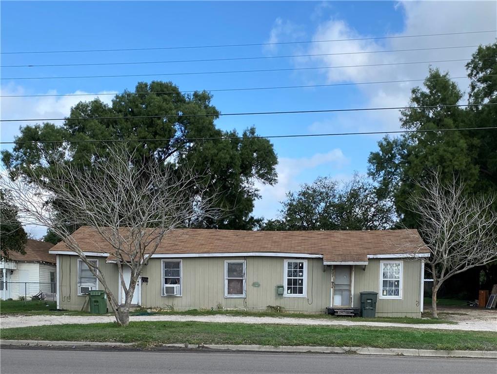 309 W. Third, Alice, TX 78332