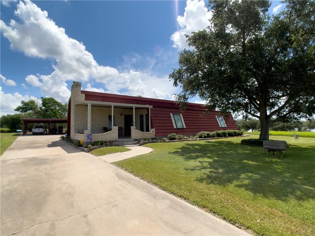 24434 La Ponderosa Lane, Mathis, TX 78368