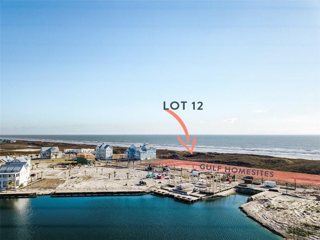 116 Darling, Lot 12 Blk 3, Phase 2, Port Aransas, TX 78373