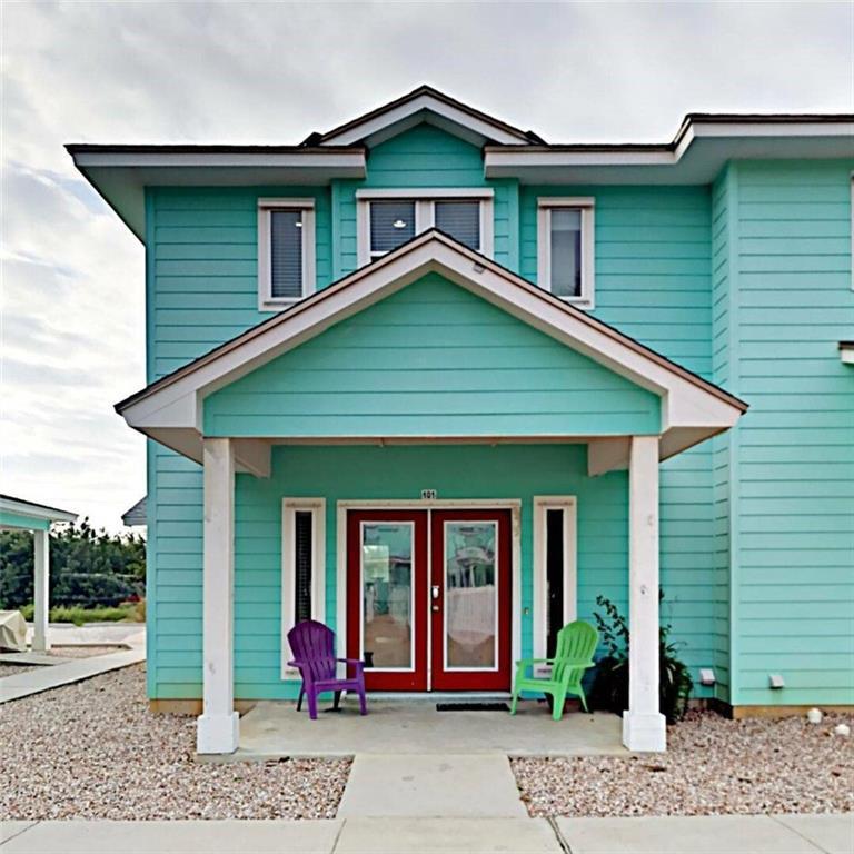 2120 S Eleventh St, Port Aransas, TX 78373