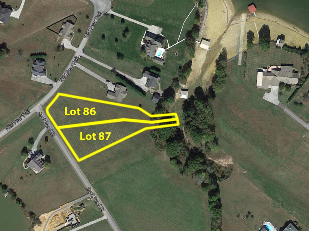 0 Duck Pond Dr 87, Dandridge, TN 37725