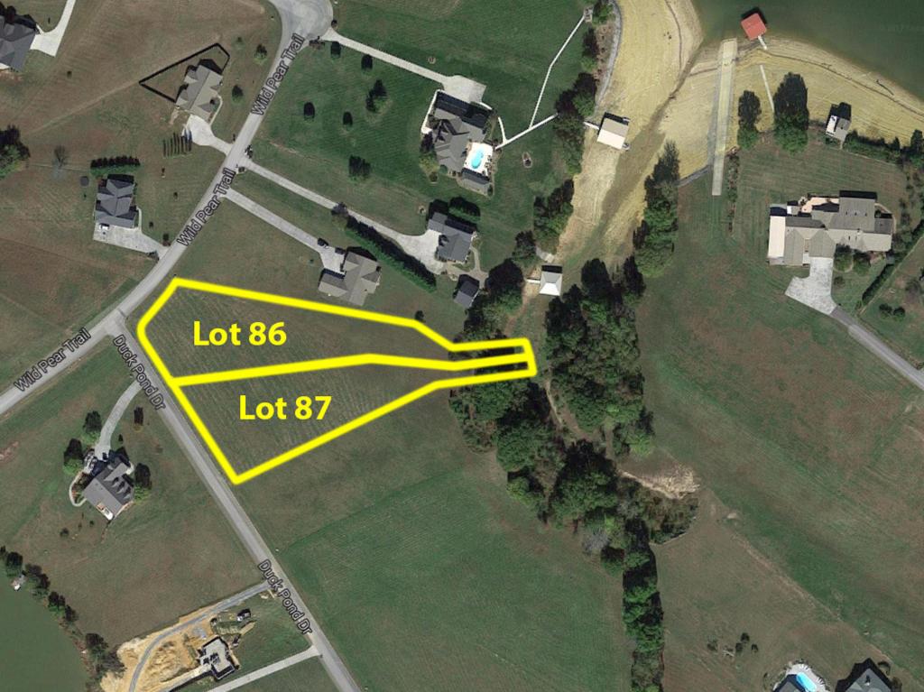 0 Duck Pond Dr 86, Dandridge, TN 37725