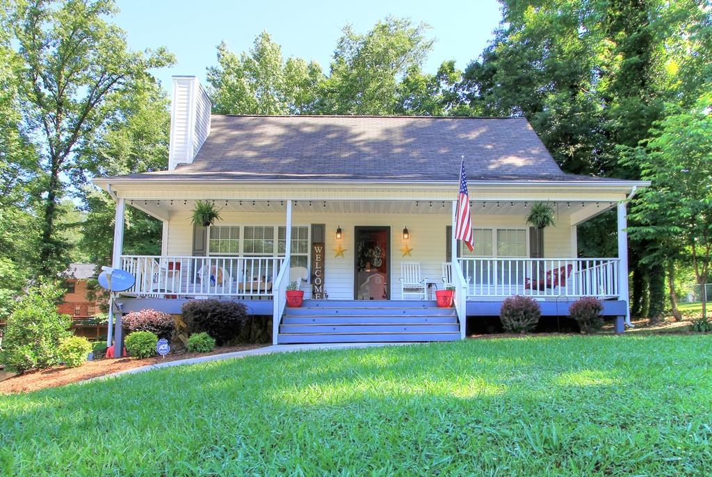 115 Oak Ridge Dr, Lafayette, GA 30728