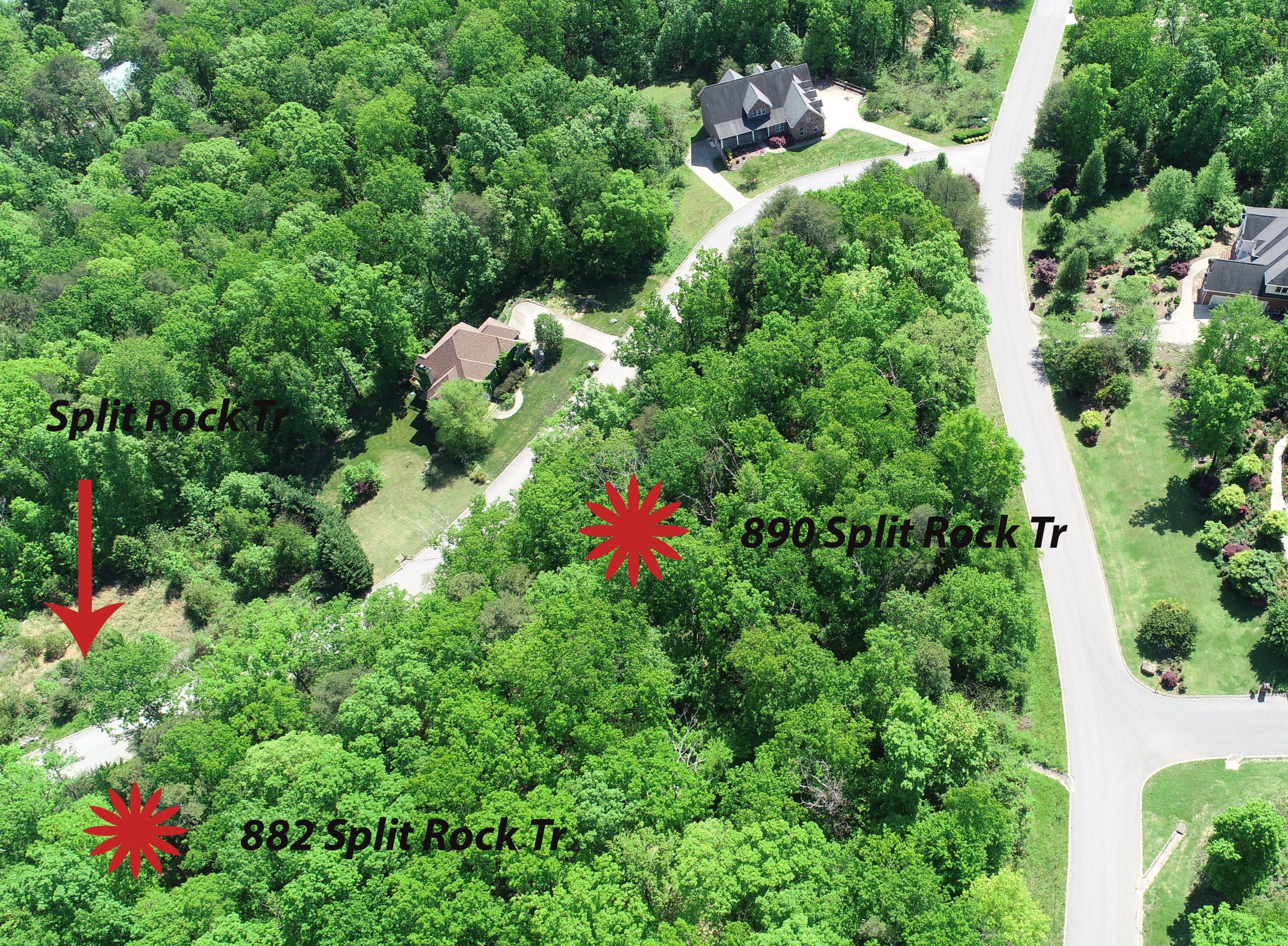 882 Split Rock Tr, Hixson, TN 37343