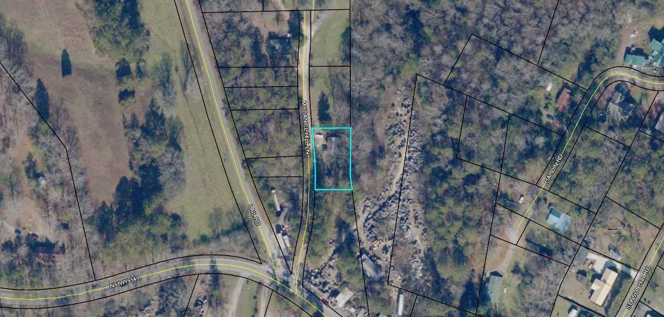 40 Mcdaniel Hill Ln, Chickamauga, GA 30707