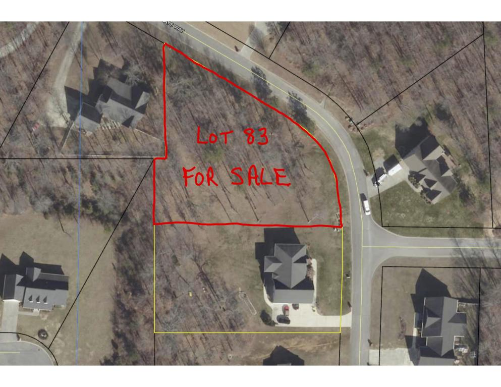 0 Jays Way Lot 83, Ringgold, GA 30736