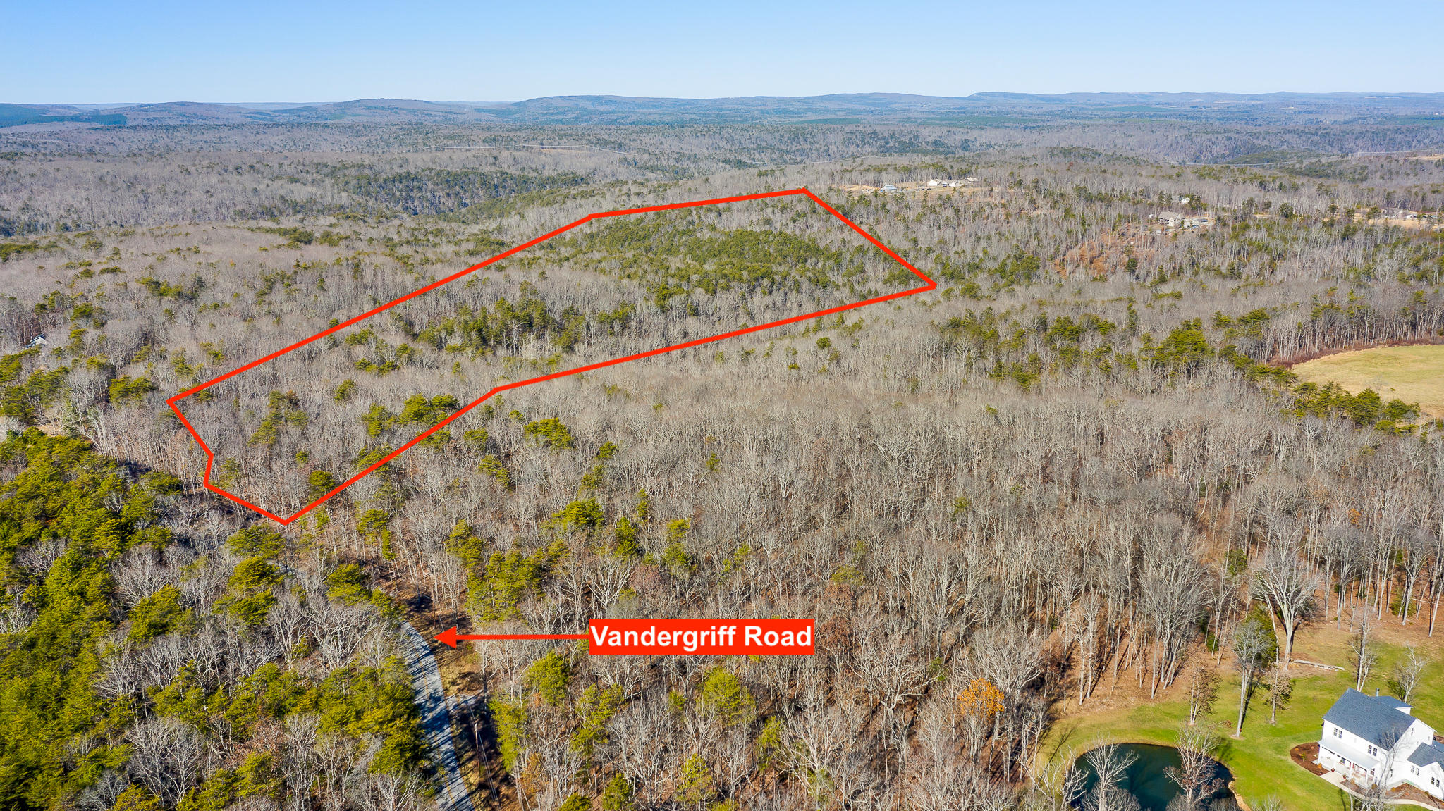 1848 Vandergriff Rd, Signal Mountain, TN 37377