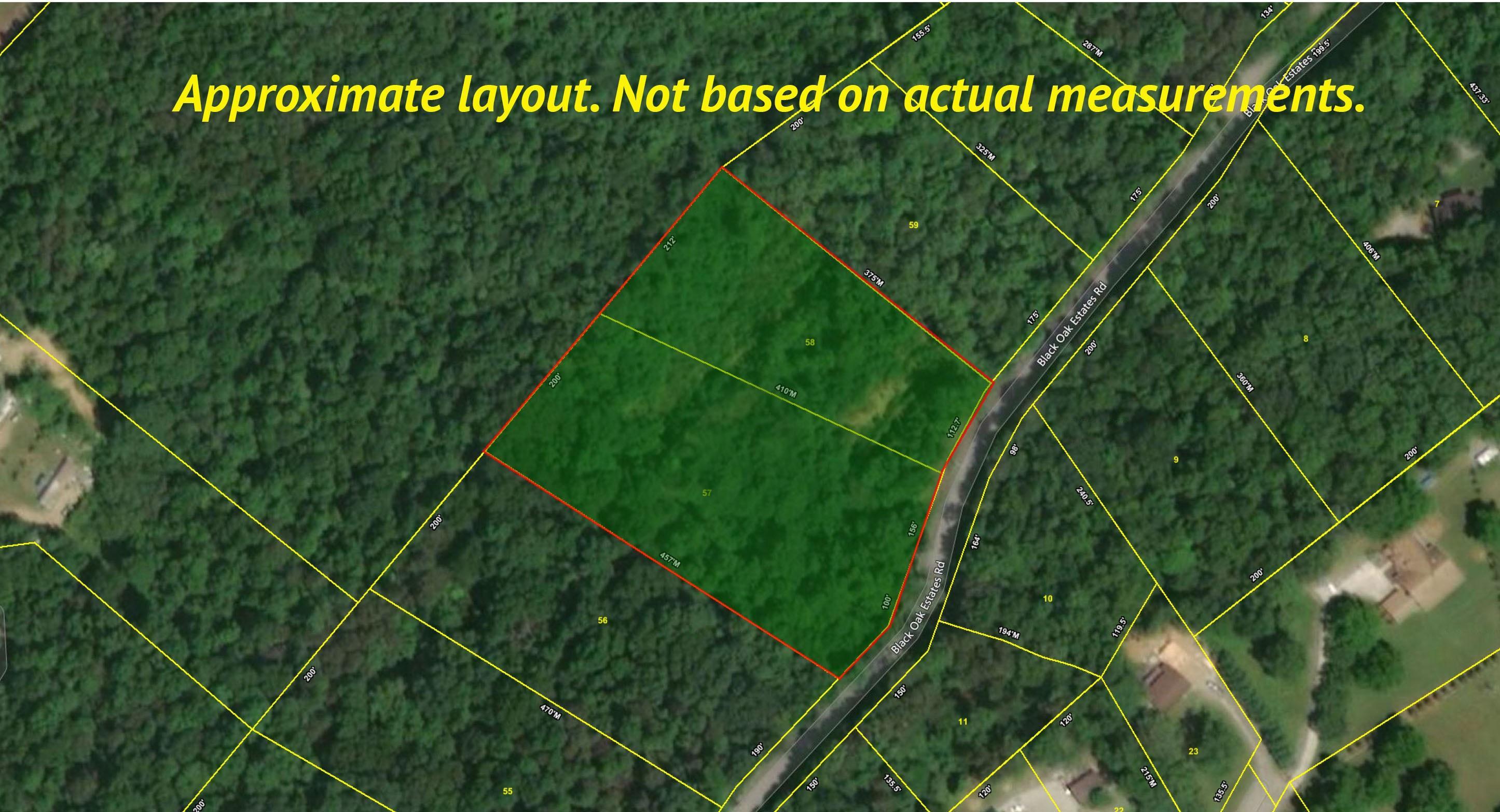 Lots 57/58 Black Oak Estates Rd, Dayton, TN 37321