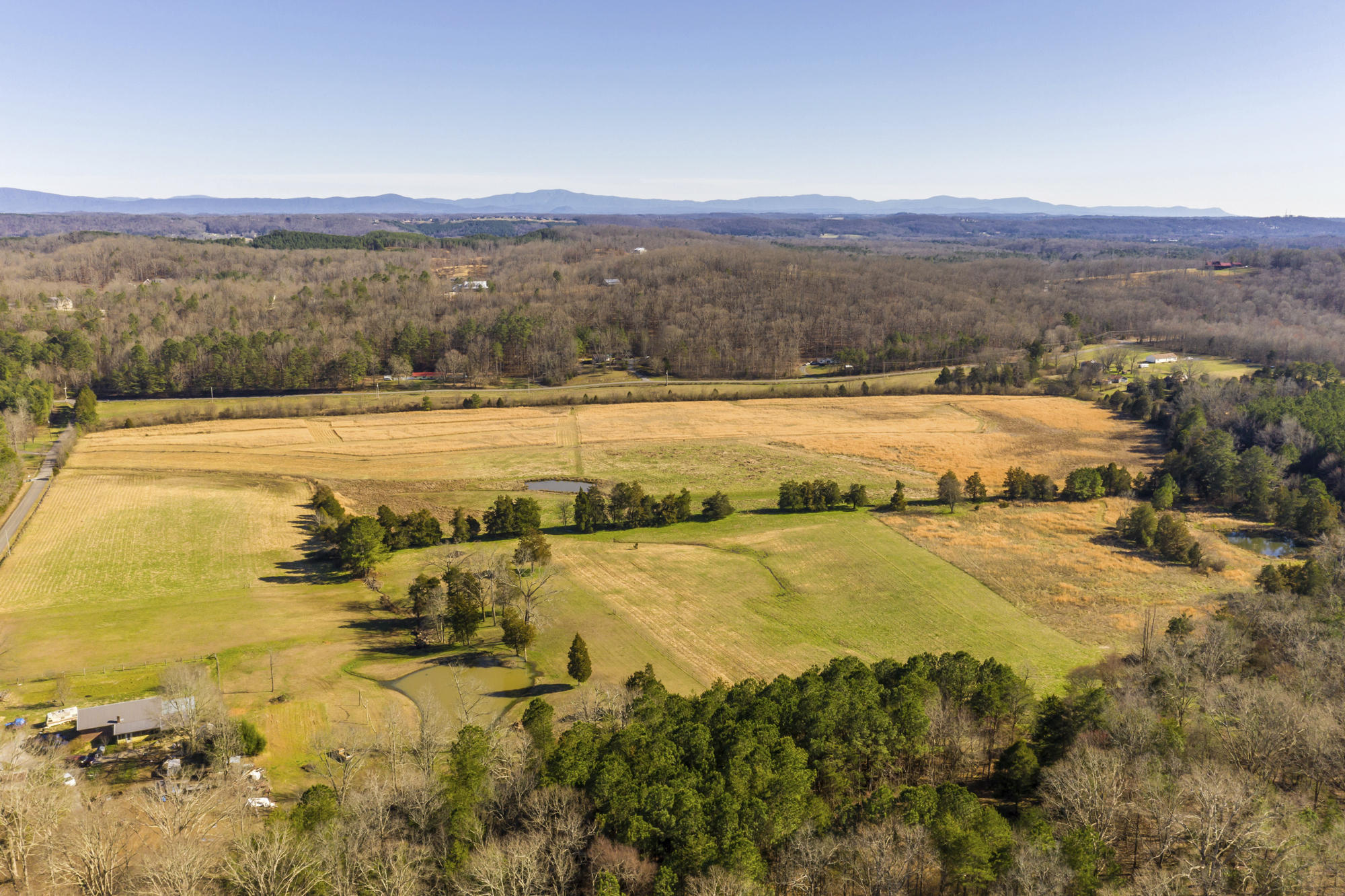 Lot # 1 Nw Francisco Rd Nw Off Rd #1, Georgetown, TN 37336