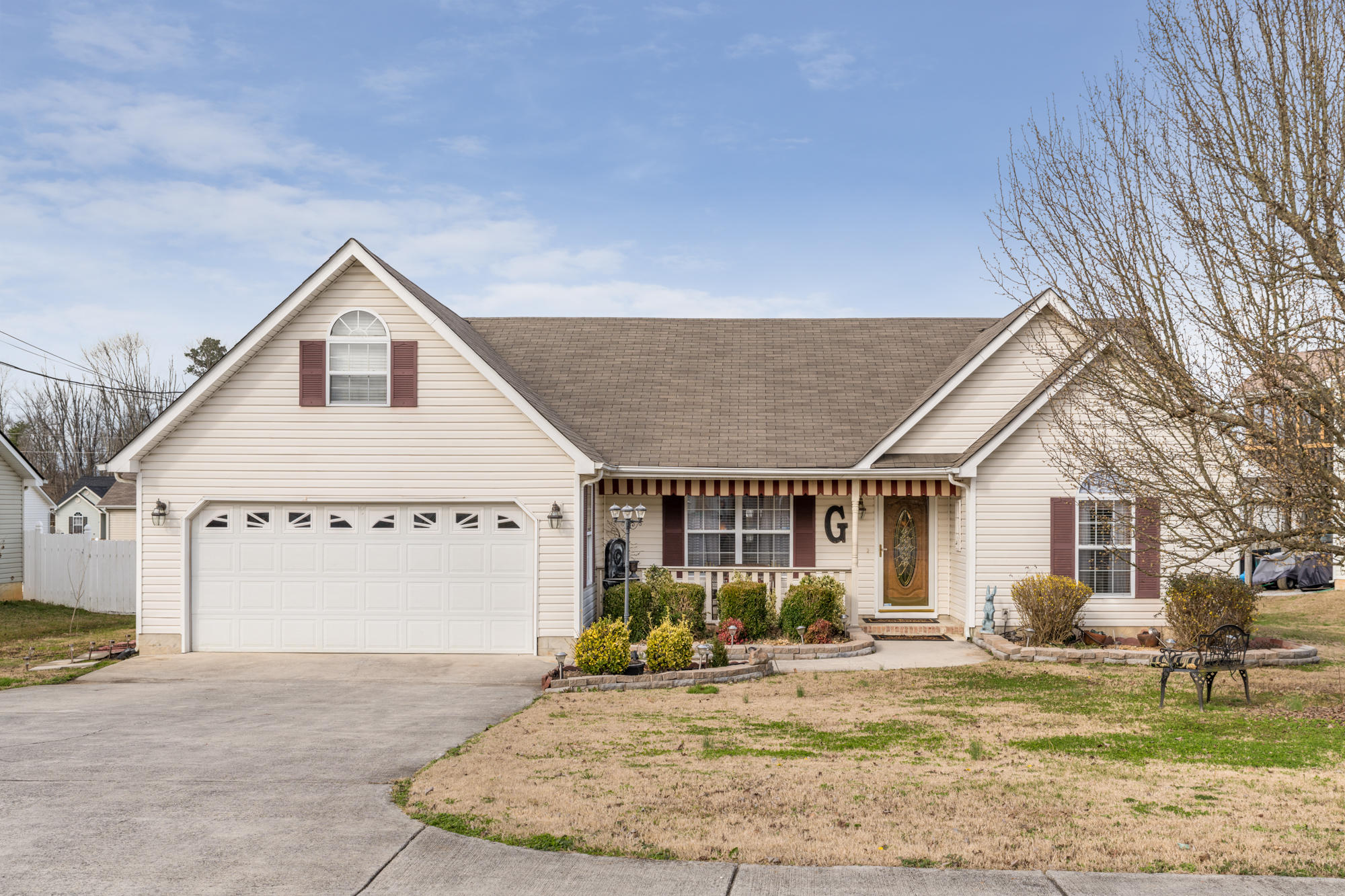 191 Bluegrass Cir, Rossville, GA 30741