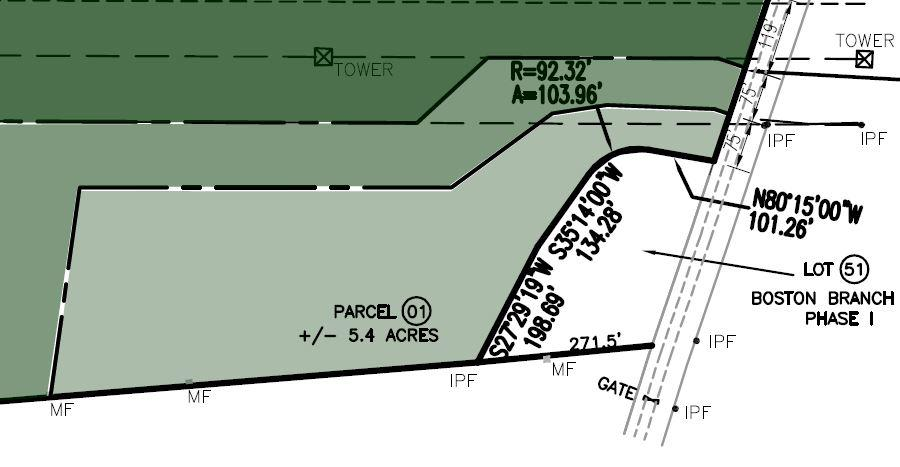 0 Hixson Springs Lot 1, Signal Mountain, TN 37377