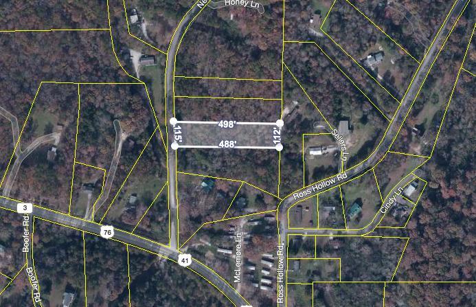 3 New Summit Hill Rd, Ringgold, GA 30736