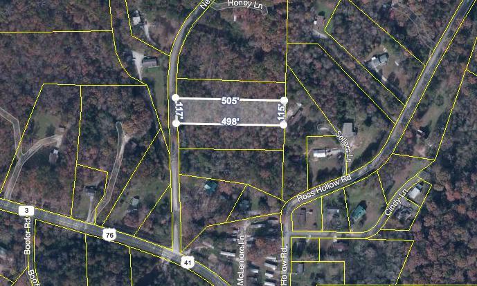 2 New Summit Hill Rd, Ringgold, GA 30736