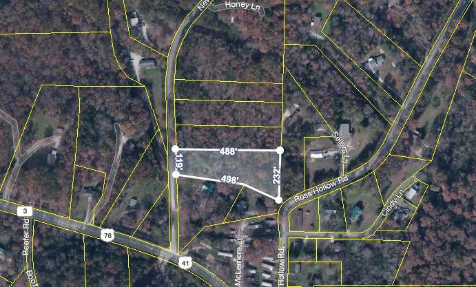 4 New Summit Hill Rd, Ringgold, GA 30736