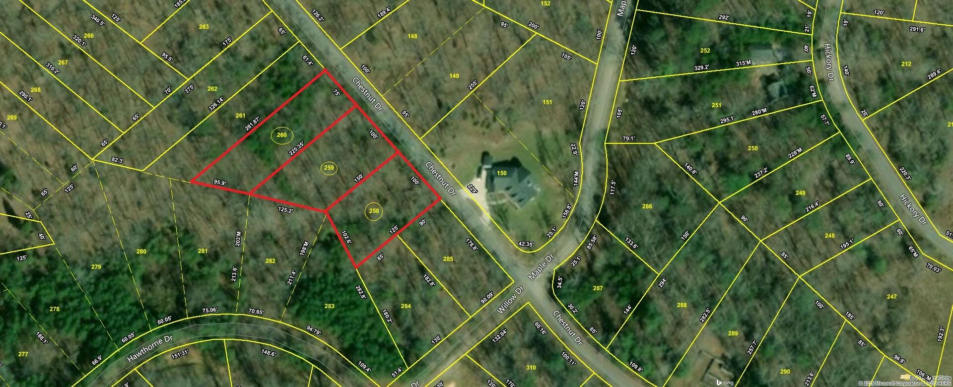 Lot 260 Chestnut Dr, Spring City, TN 37381