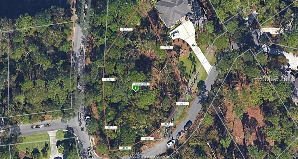 1 Castle Hall Lane, Hilton Head Island, SC 29928