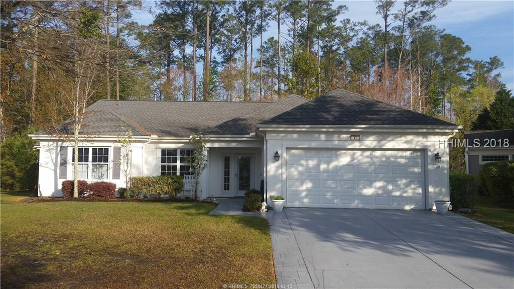 43 Nightingale Lane, Bluffton, SC 29909