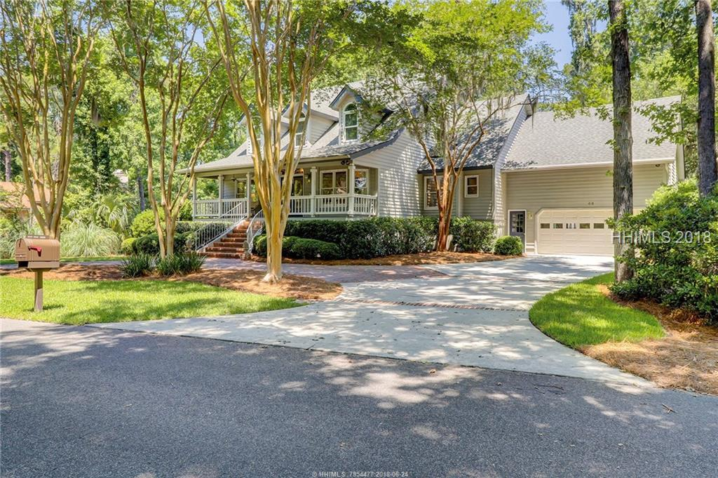 44 Bear Creek Drive, Hilton Head Island, SC 29926