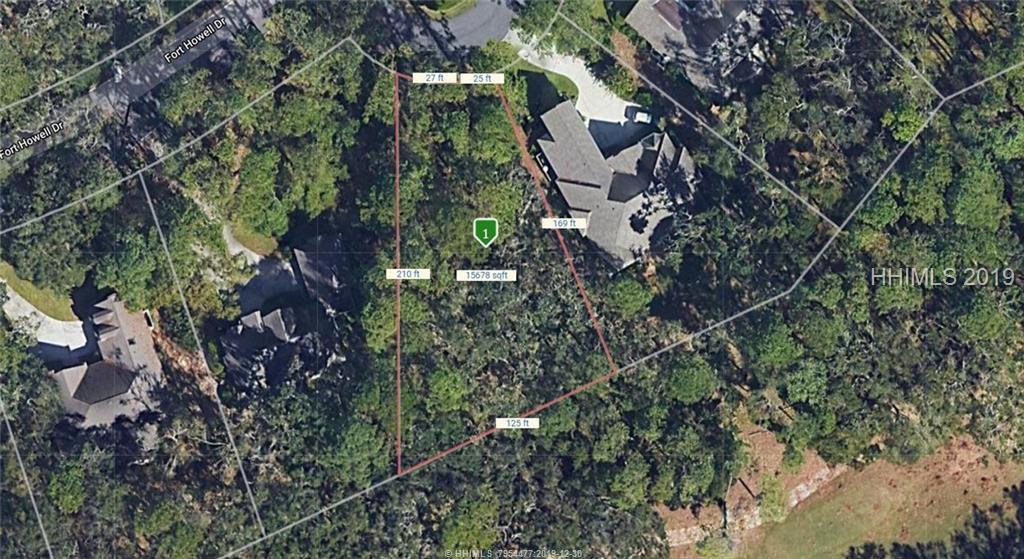 216 Fort Howell Drive, Hilton Head Island, SC 29926