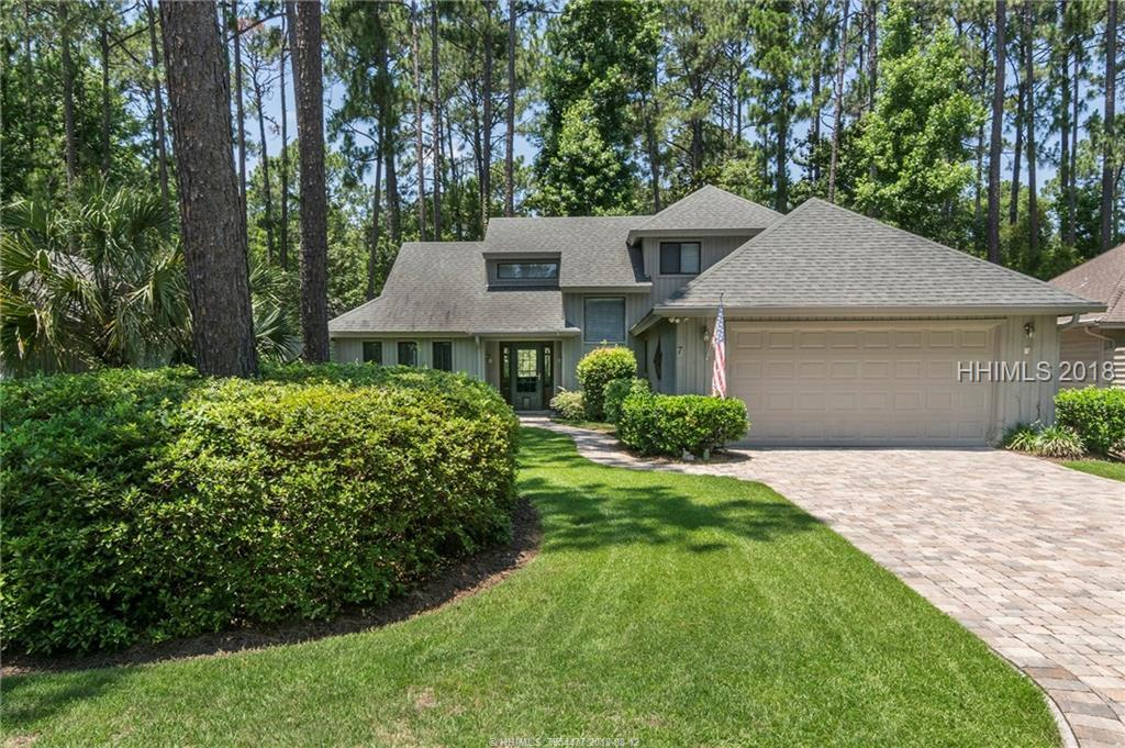 7 Field Sparrow Road, Hilton Head Island, SC 29926