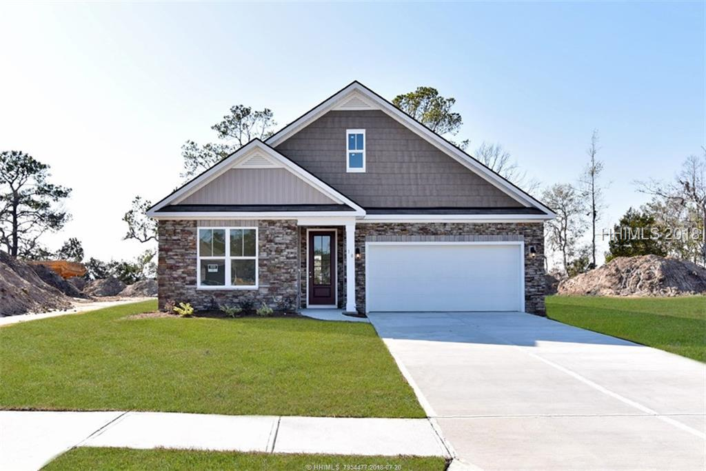 45 Sifted Grain Road, Bluffton, SC 29909