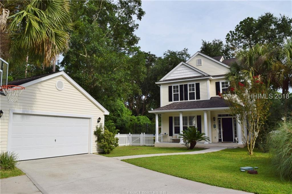 42 Timbercrest Circle, Hilton Head Island, SC 29926