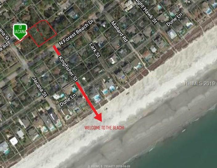 13 Jacana Street, Hilton Head Island, SC 29928