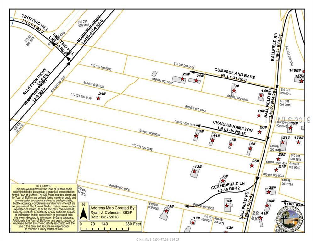 20 Ballfield Road, Bluffton, SC 29910