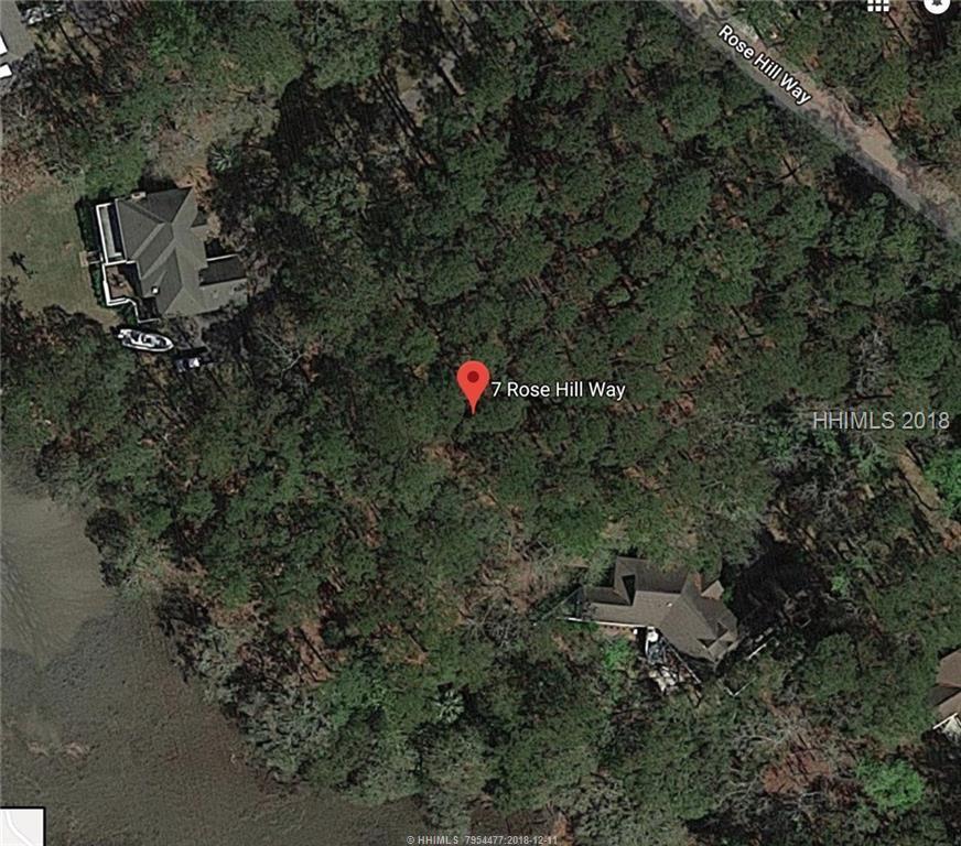 7 Rose Hill Drive, Bluffton, SC 29910