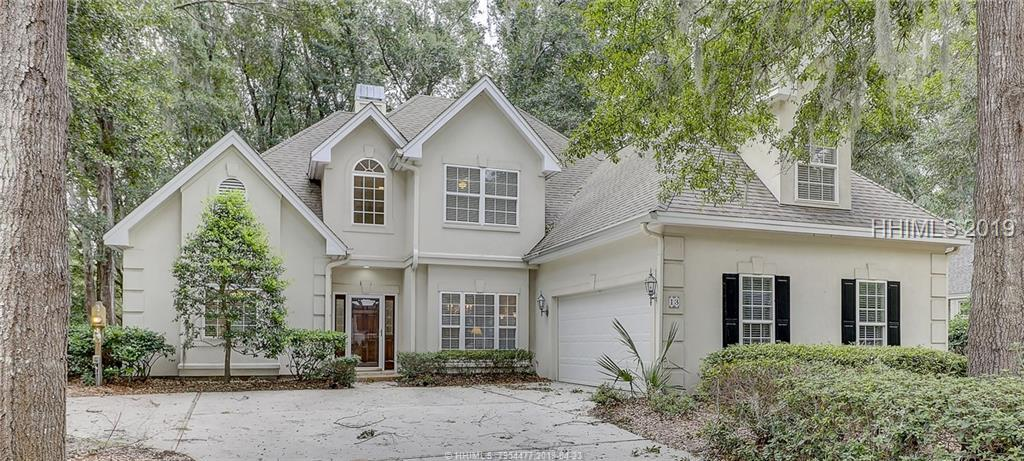 13 Wildbird Lane, Hilton Head Island, SC 29926