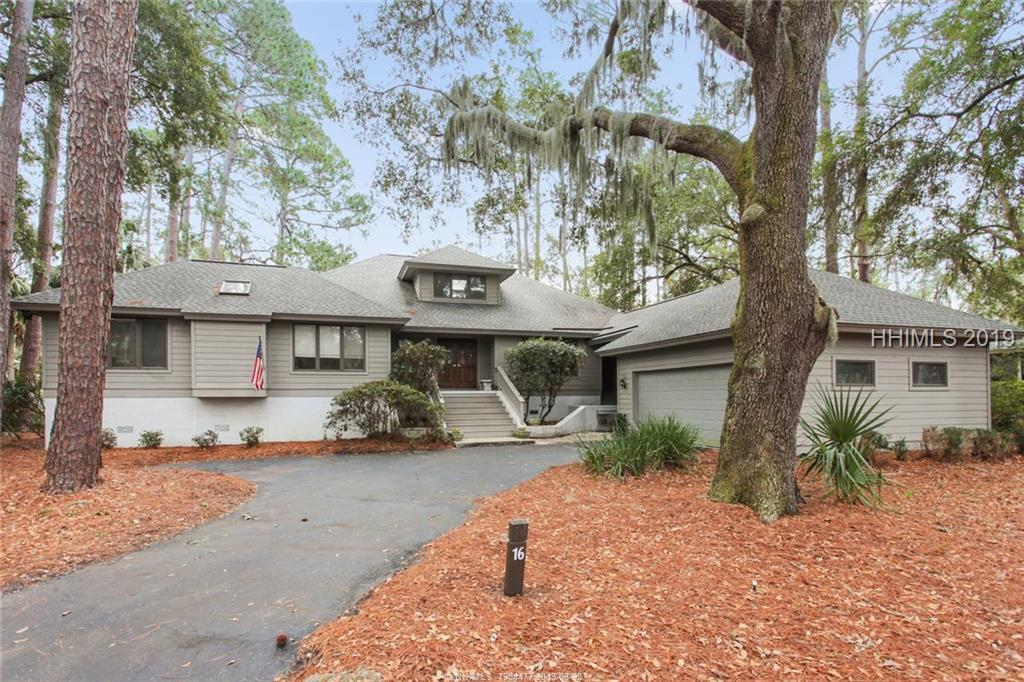 16 Loomis Ferry Road, Hilton Head Island, SC 29928