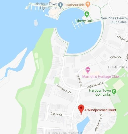 4 Windjammer Court, Hilton Head Island, SC 29928