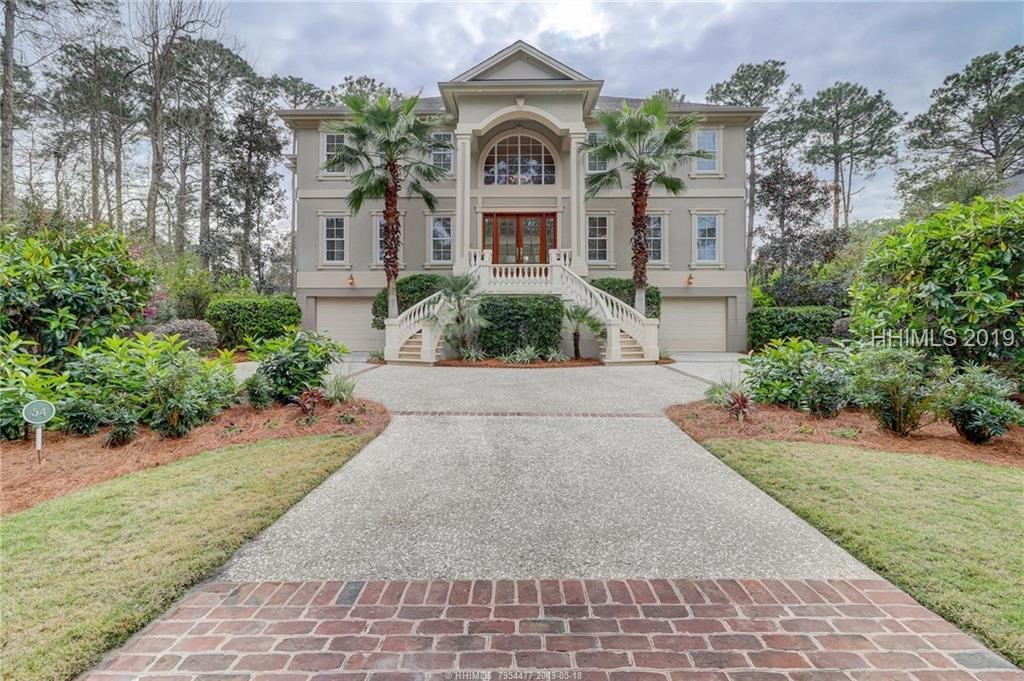 54 Wicklow Drive, Hilton Head Island, SC 29928