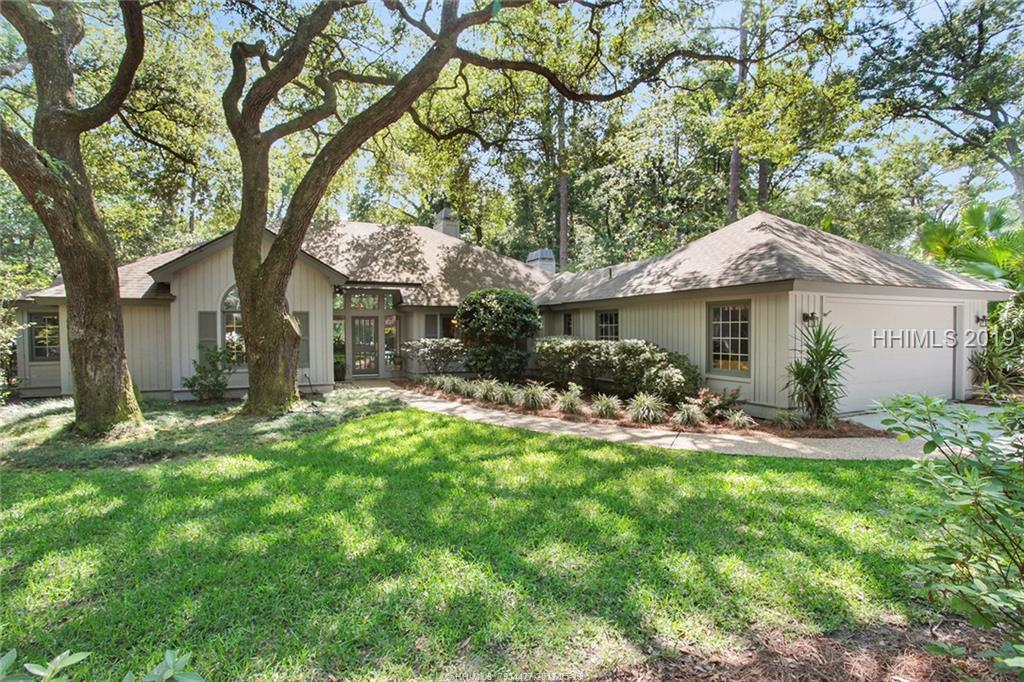 8 Bent Tree Lane, Hilton Head Island, SC 29926