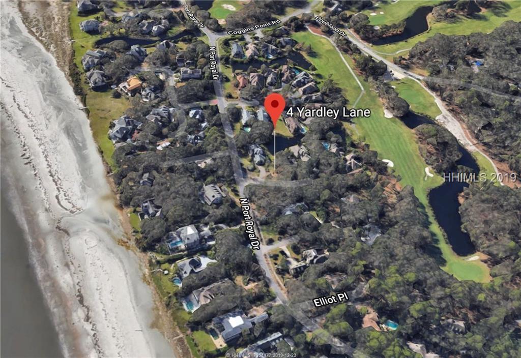 4 Yardley Lane, Hilton Head Island, SC 29928