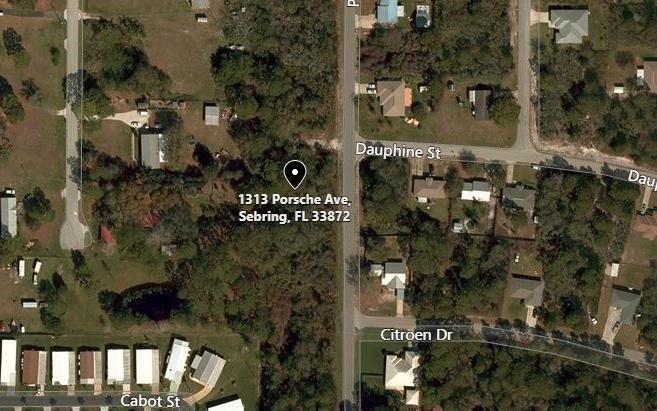 1313 Porsche Ave, Sebring, FL 33872