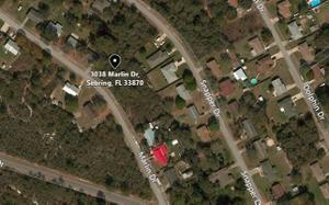 3038 Marlin Dr, Sebring, FL 33870