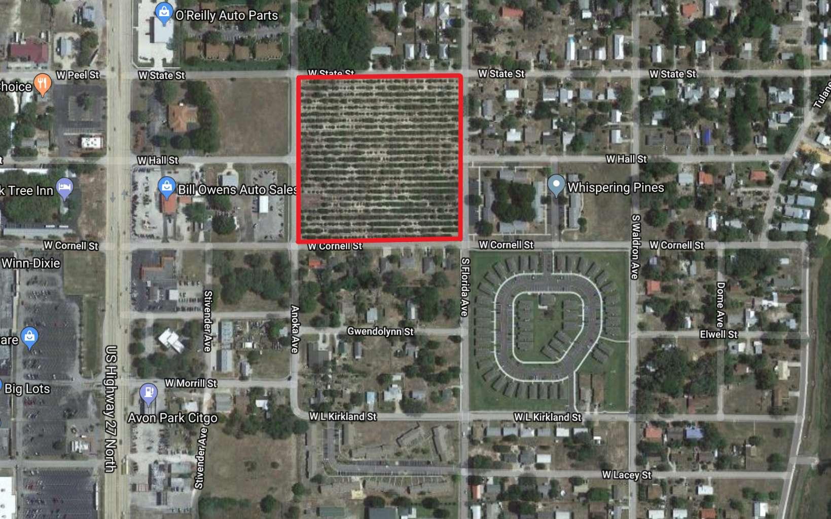 911 W State St, Avon Park, FL 33825
