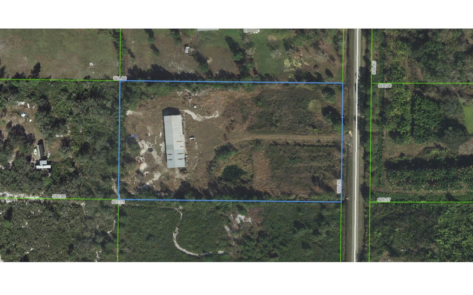 805 N C Hill Rd, Avon Park, FL 33825