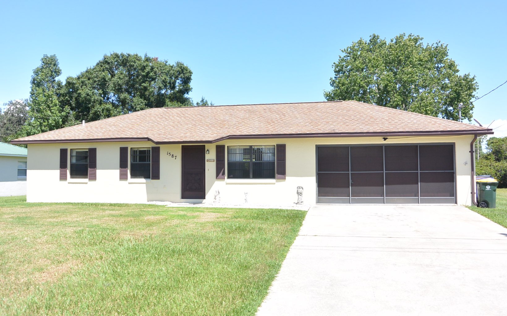 1587 Buck St, Lake Placid, FL 33852