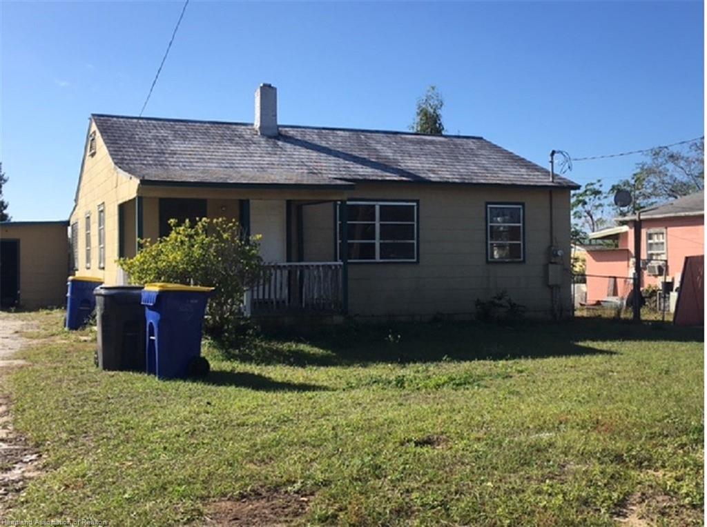 318 E Canfield Street, Avon Park, FL 33825