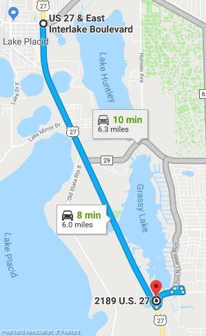 2189 Us 27 S Highway, Lake Placid, FL 33852