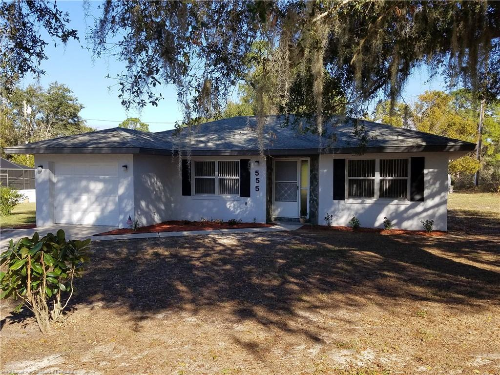 555 Serenade Terrace, Lake Placid, FL 33852