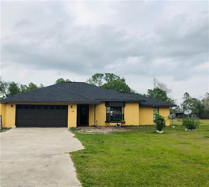 19 Williams Road, Lake Placid, FL 33852