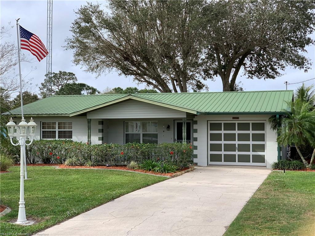 1716 Buck Street, Lake Placid, FL 33852